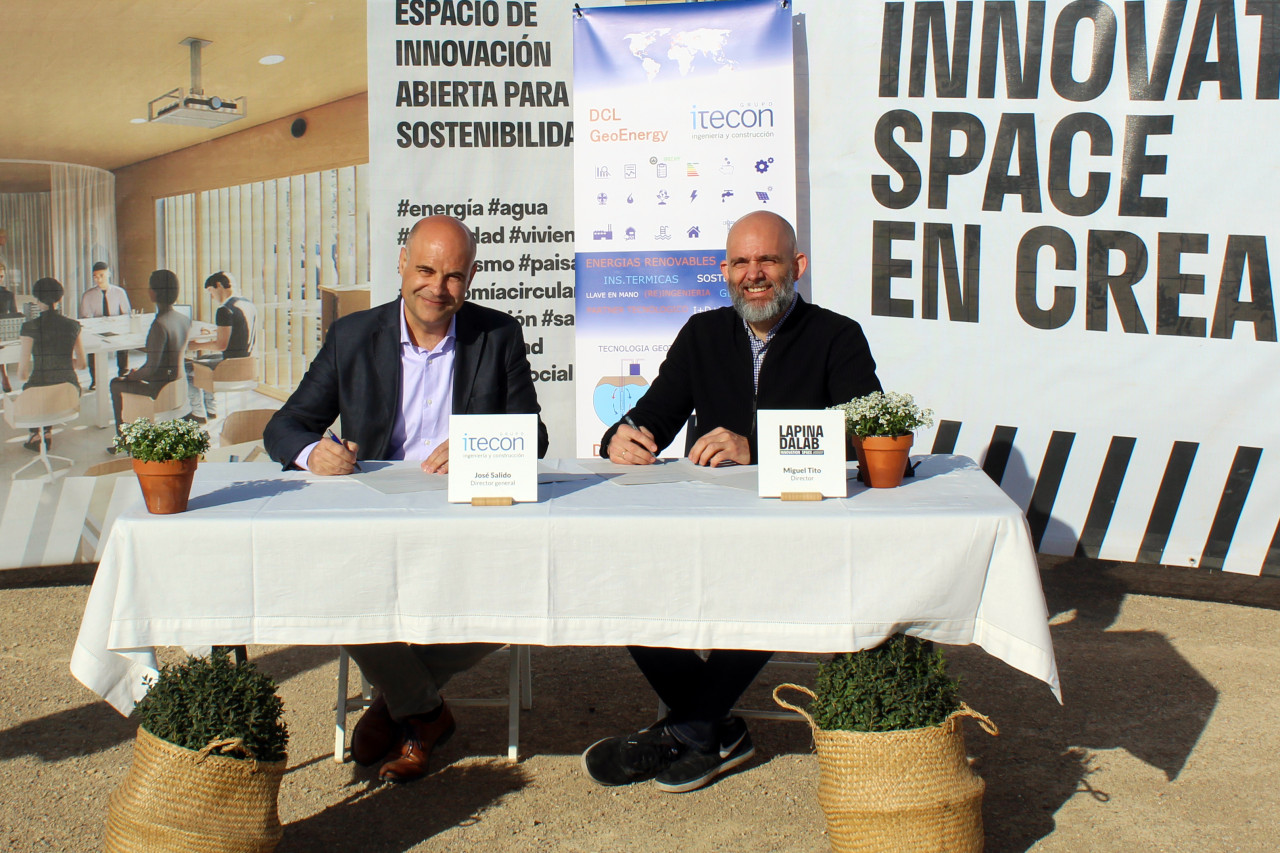 ITECON, PARTNERSHIP DE LA PINADA LAB